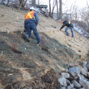 Aménagement de cours d'eau | Stabilisation de berges