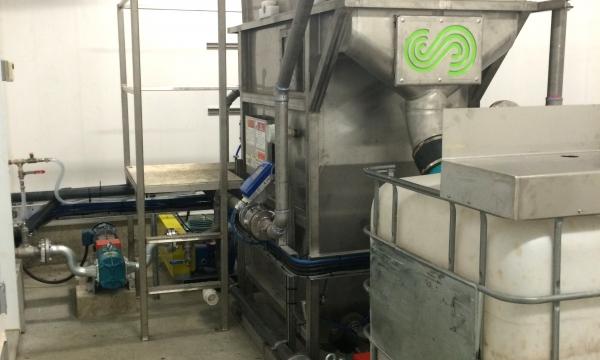 Mise en place d'une unité de Flottation à Air Dissous (FAD) | Fromagerie L'Ancêtre