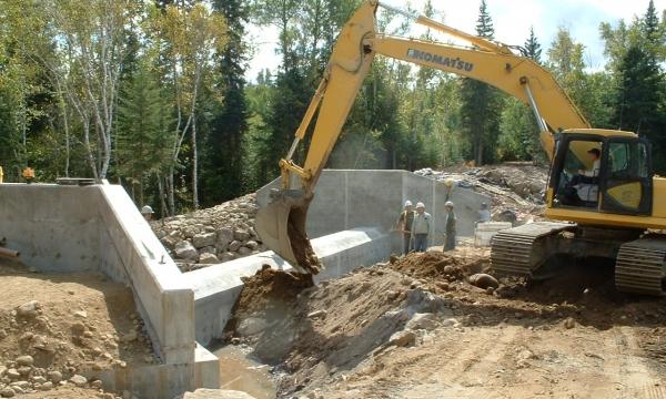 Construction de barrages | MCi