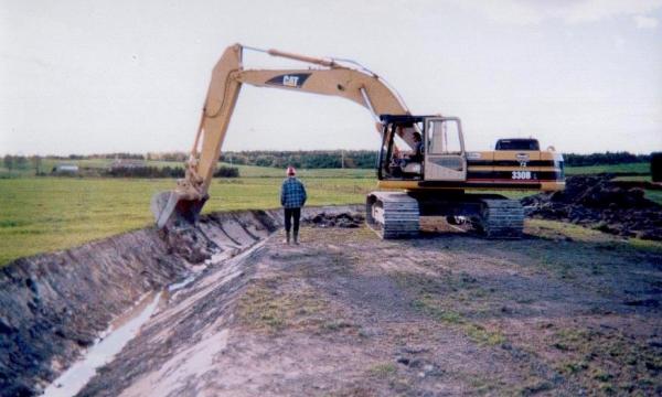 Aménagement de cours d'eau | La Tuque